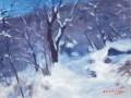 Winter Landscape (Mt. NaeJang)